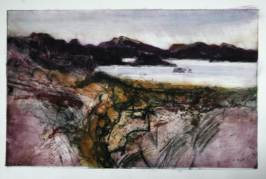 Dandelion Designs - Liz Myhill: A Walk in the Hebrides IX