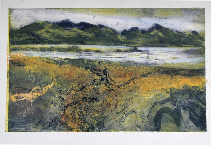 Dandelion Designs - Liz Myhill: A Walk in the Hebrides VII