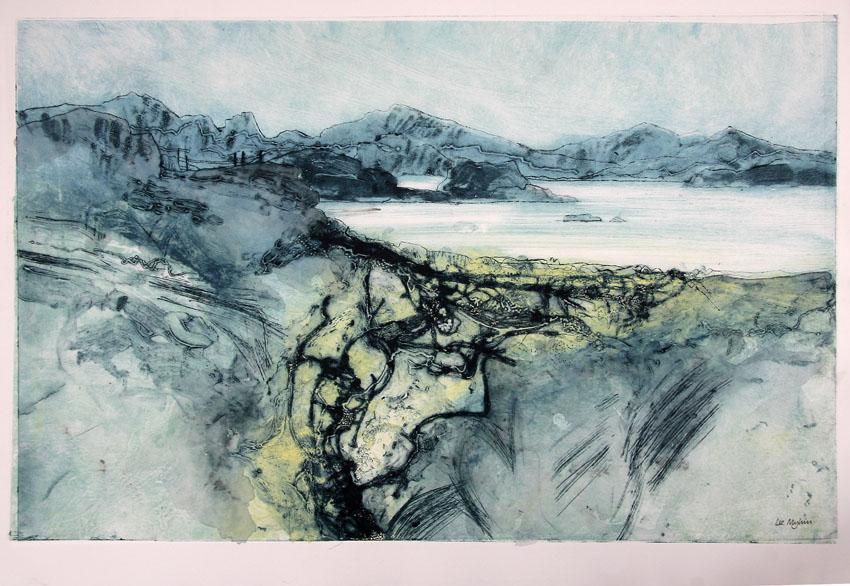 Dandelion Designs - Liz Myhill: A Walk in the Hebrides X