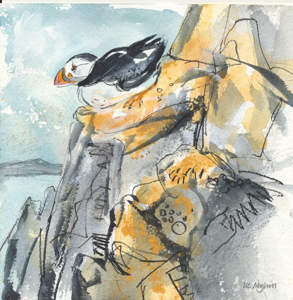 Dandelion Designs - Liz Myhill: Above the Minch £350