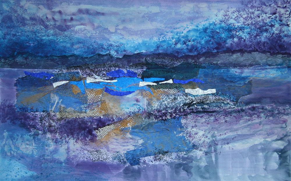 Dandelion Designs:- Cathy Myhilll - Across the Loch