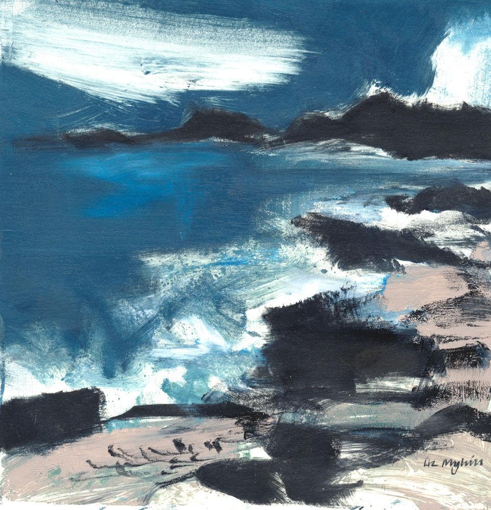 Dandelion Designs - Liz Myhill: Cloud Break £350