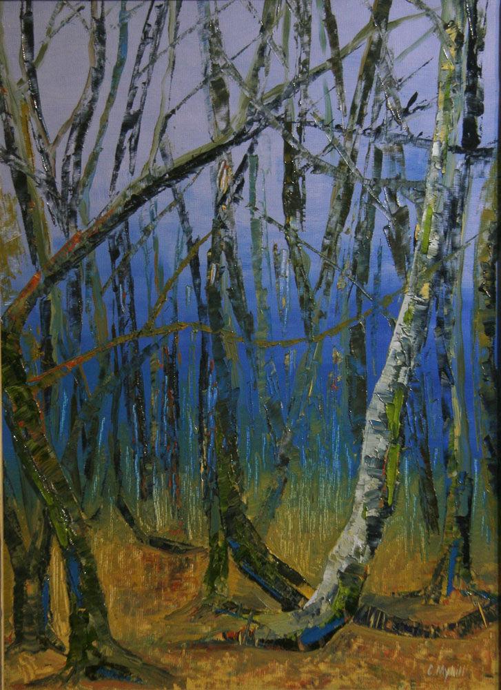 Dandelion Designs:- Cathy Myhilll - Fasach Trees