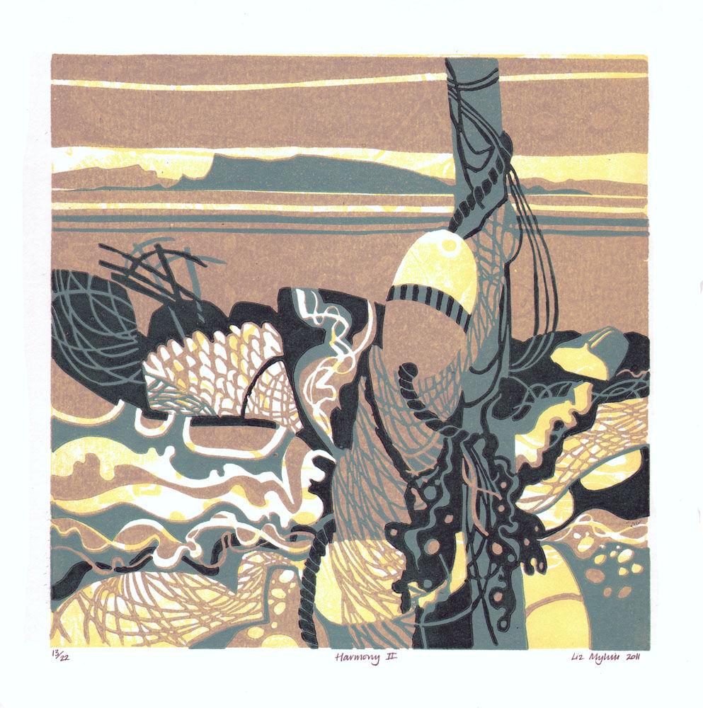 Dandelion Designs - Liz Myhill: Harmony II £140