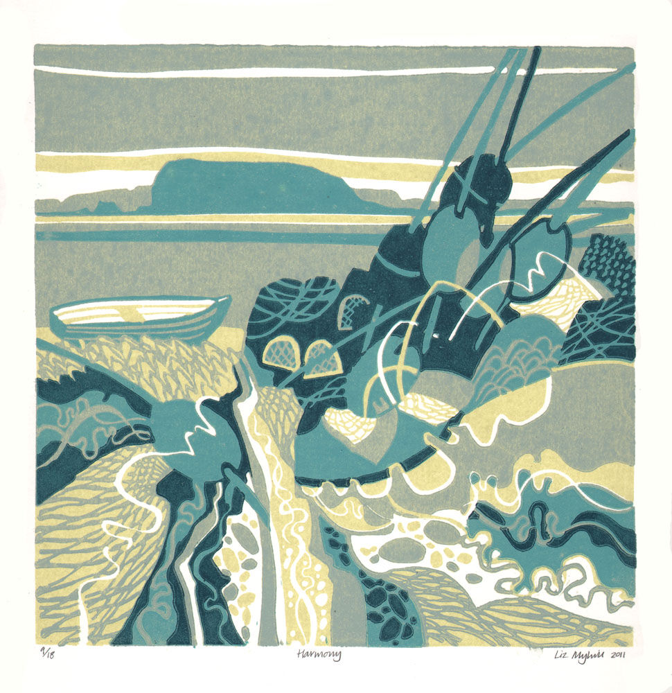 Dandelion Designs - Liz Myhill: Harmony I £140