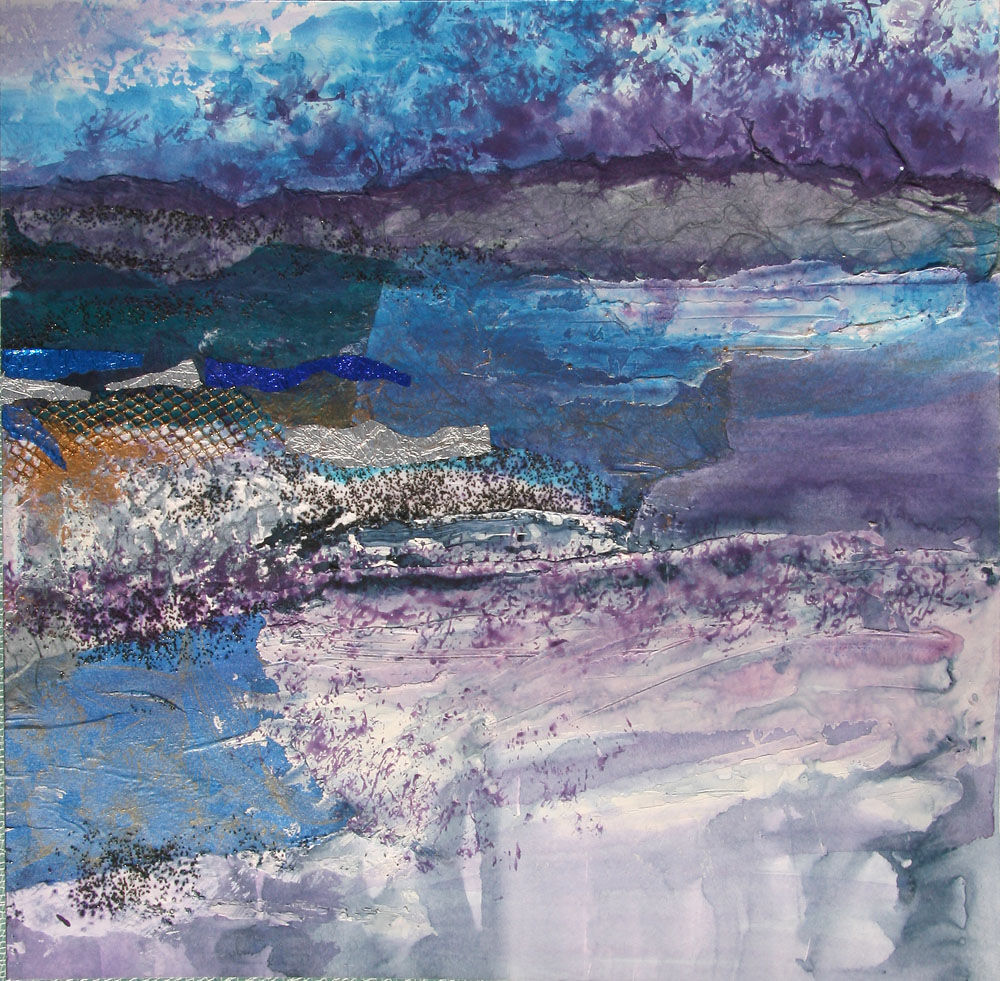Dandelion Designs:- Cathy Myhilll - Incoming Tide