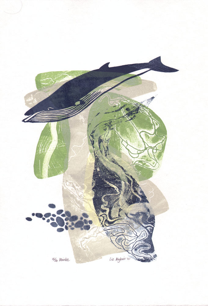 Dandelion Designs - Liz Myhill: Minke £140