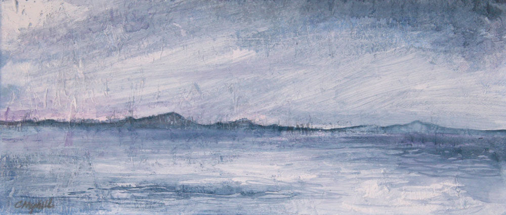 Dandelion Designs:- Cathy Myhilll - Mist over the Minch