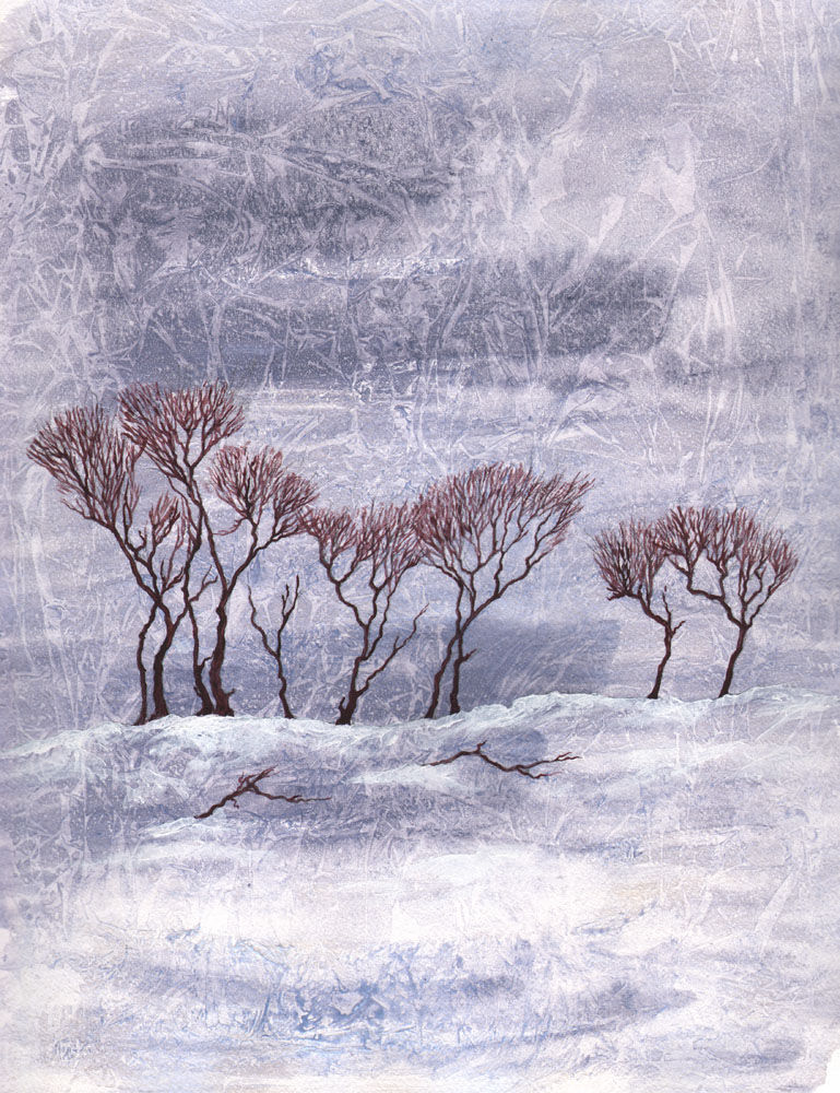 Dandelion Designs:- Cathy Myhilll - Morning Frost
