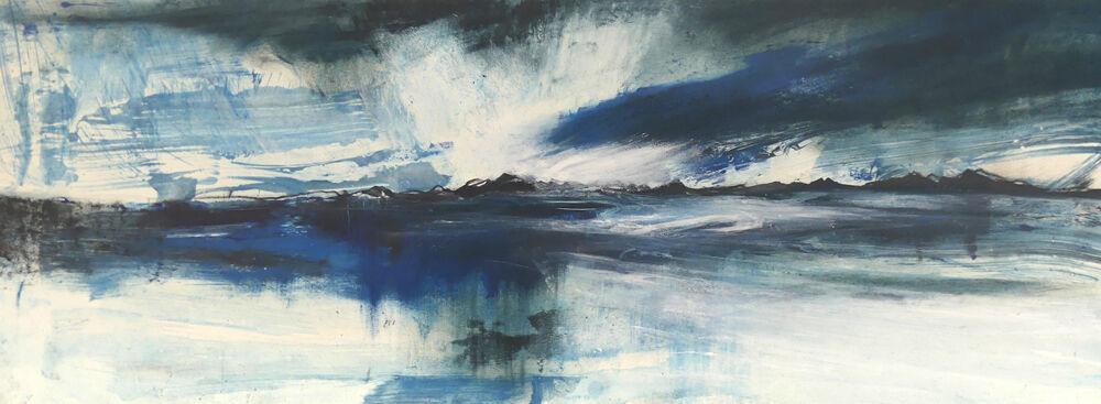 Dandelion Designs - Liz Myhill: Sea Loch II