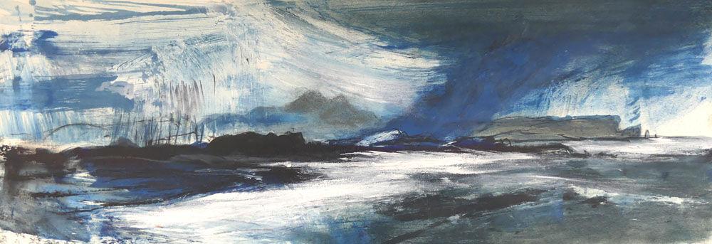 Dandelion Designs - Liz Myhill: Sea Loch I