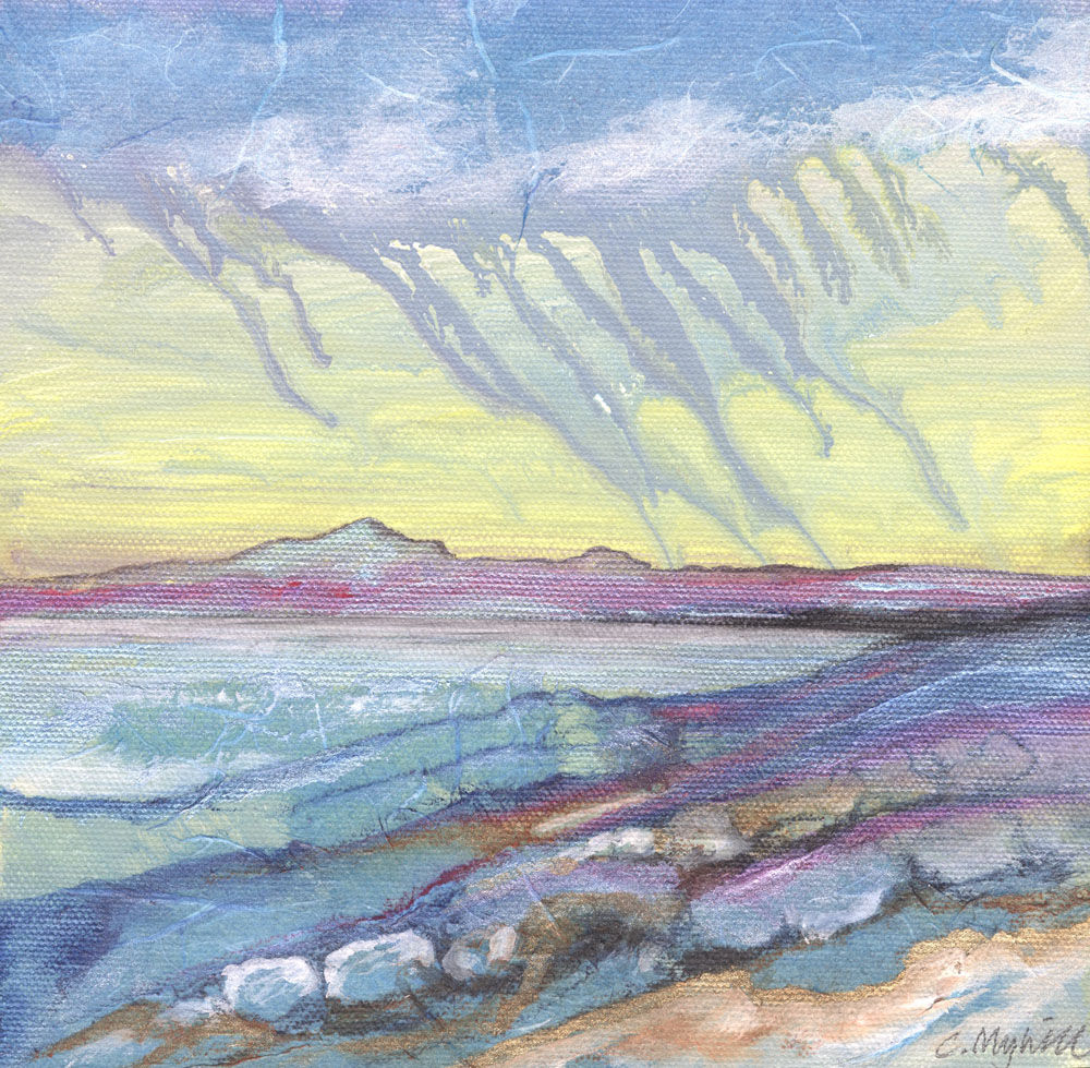 Dandelion Designs:- Cathy Myhilll - Showers Sweeping In