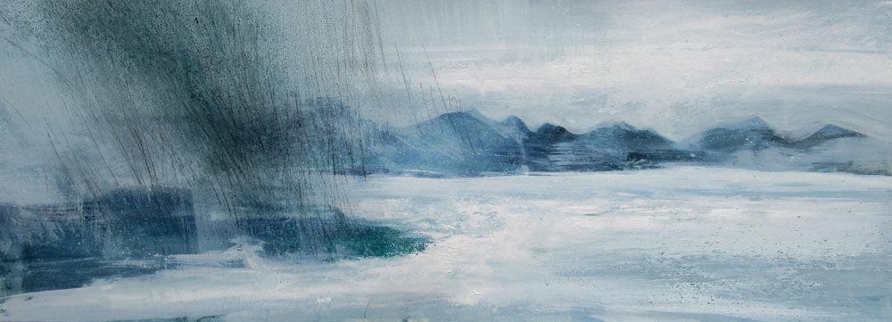 Dandelion Designs - Liz Myhill: Silence and Rain £650