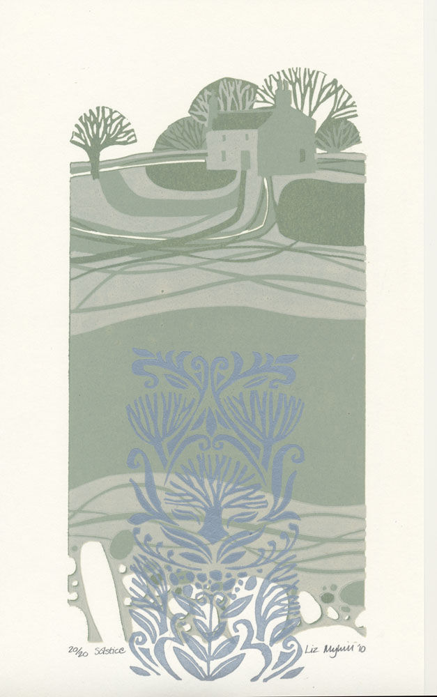 Dandelion Designs - Liz Myhill: Solstice £140