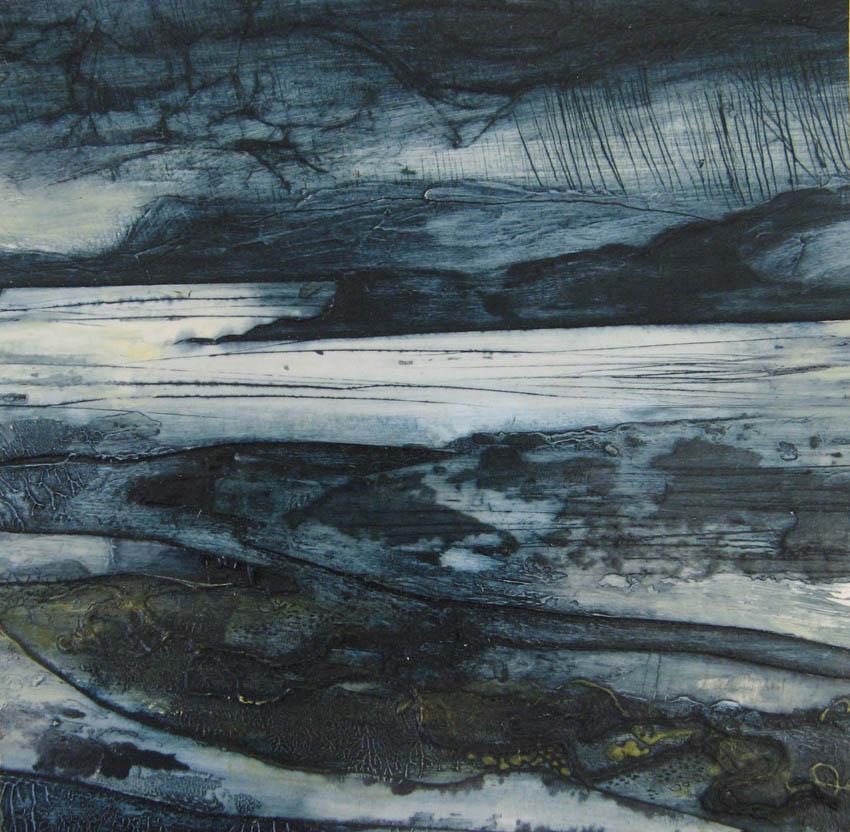 Dandelion Designs - Liz Myhill: Sutherland Lochs I