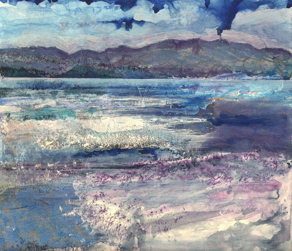 Dandelion Designs:- Cathy Myhilll - Turning Tide