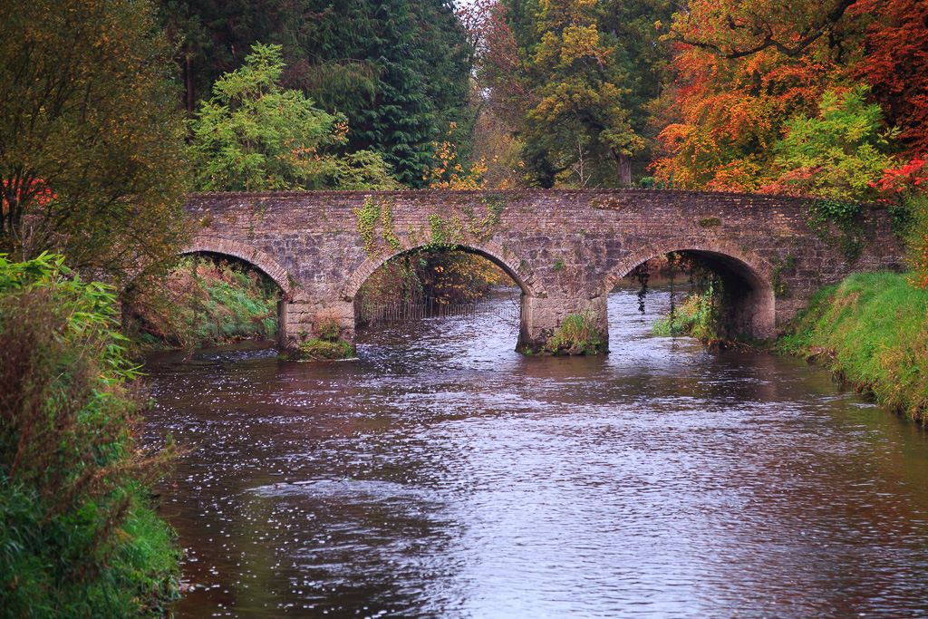 1151-The Brick Bridge Birr Castle Demesne Offaly