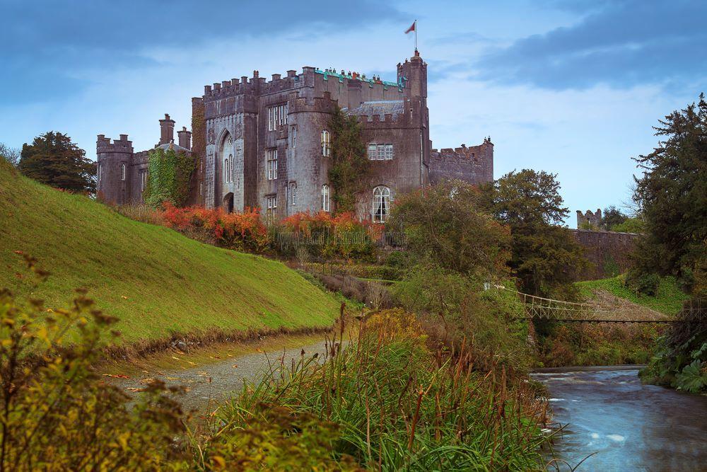 1153-Birr Castle River Walk Offaly Ireland