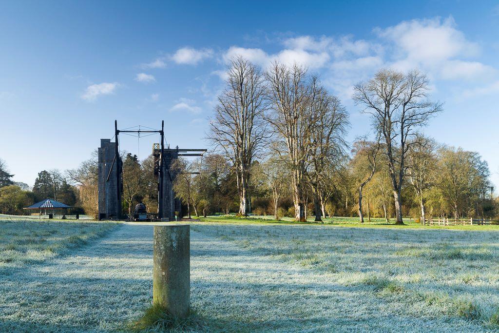 1190-Meridian Stone Birr Castle Demesne