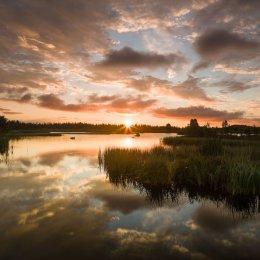 1248-Tumduff Beag July Sunrise