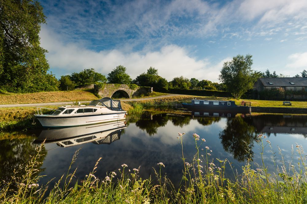 1255-Morning Ballycommon Grand Canal Offaly