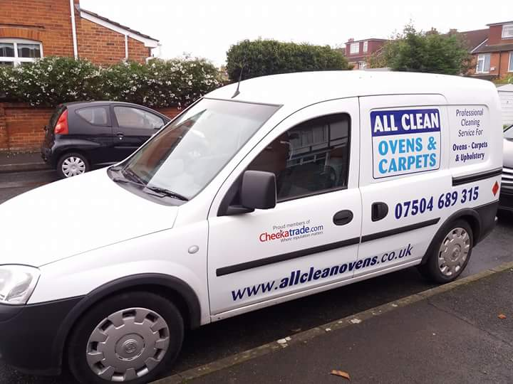 All Clean Ovens And Carpets Is A Professional Luxury Friendly Oven Carpet Cleaning Company