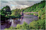 068  Telford's Bridge over the Spey, Craigellachie