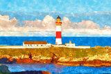 189 - Buchanness Lighthouse