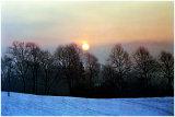 300  Winter morning, Dunfermline