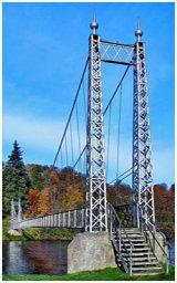 404  The Penny Bridge, Aberlour