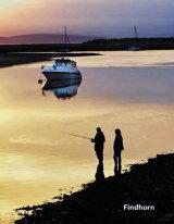 427  Fishing at Findhorn