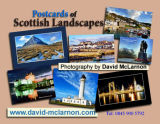 Postcard range