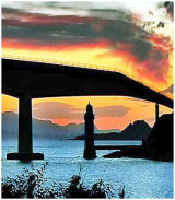 809 The Isle of Skye Bridge