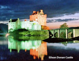 182  Eilean Donan Castle at Night