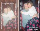 Enhanced copies of photos