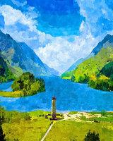256  Loch Shiel
