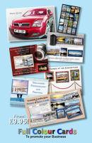 Marketing Card