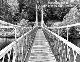382  The Penny Bridge over The Spey, Aberlour
