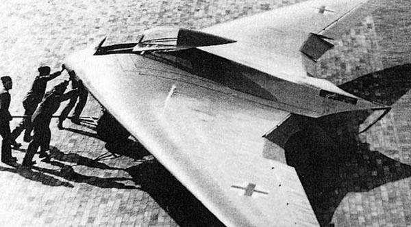 Secret Jet - WW2