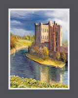 A130 - Castle by the River