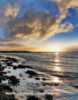 275  Sunset at West Beach, Lossiemouth