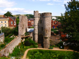 Lewes Castle, East Sussex