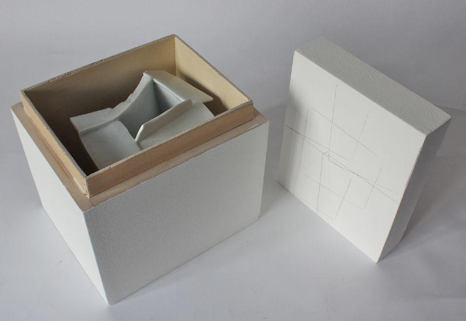 Cubist Pot