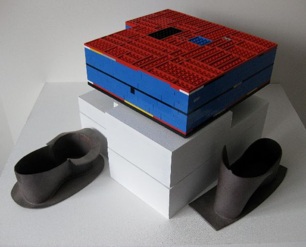 Lego Box & Twinkle Toes