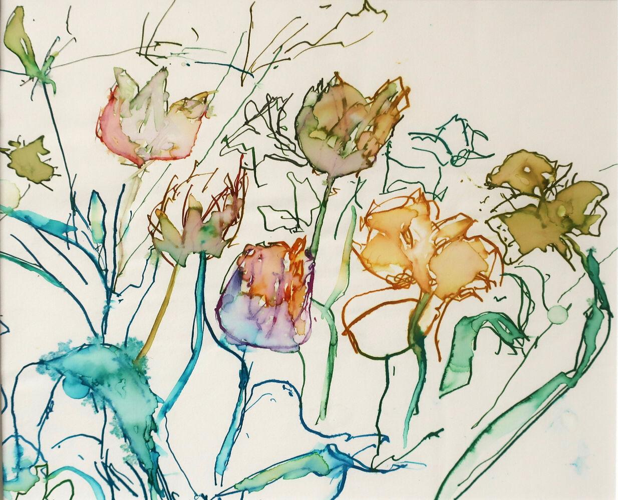 Still Tulips