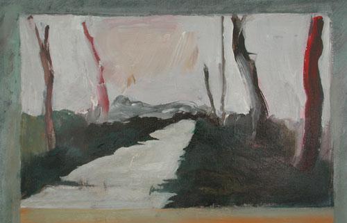 Kanal & Standing Trees