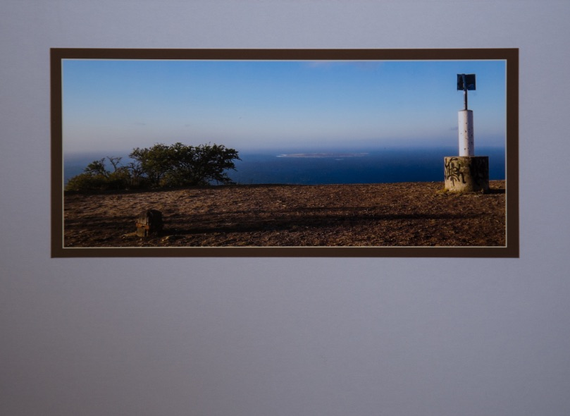 2018 Landscape - Robben Island from Signal Hill