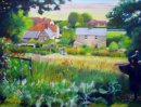 Allotments, East Dean, East Sussex