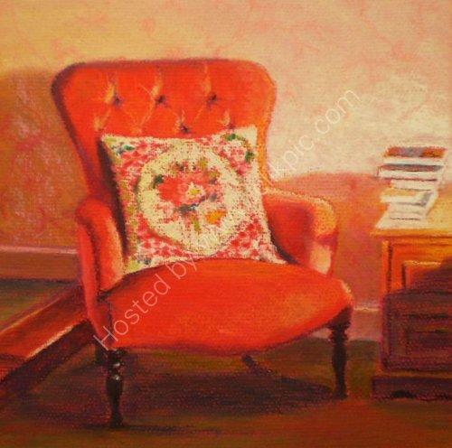 Armchair in the Sun
