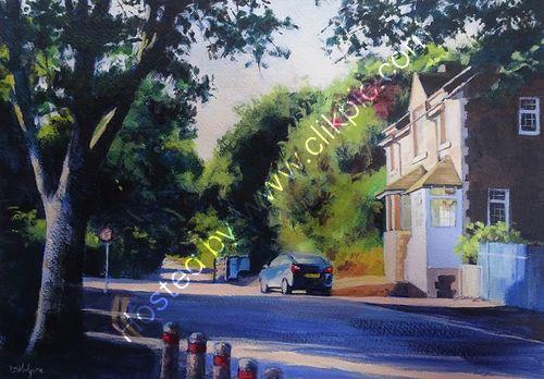 Boldmere Gate, Sutton Park